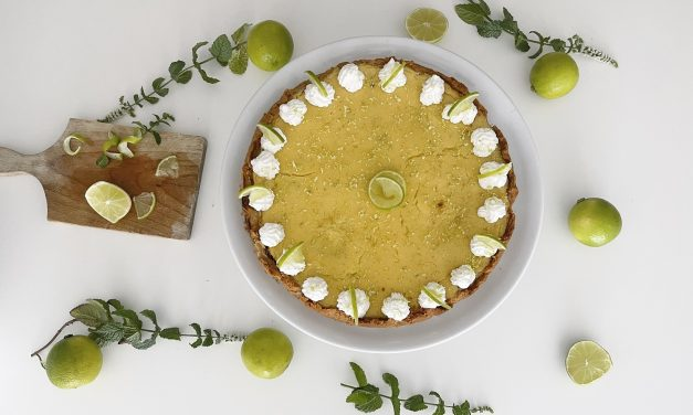 Key Lime Pie iz Mini Chef kuhinje