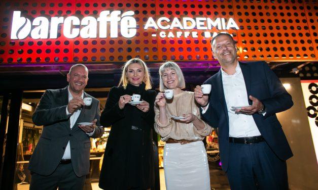 Barcaffé espresso otvorio prvu akademiju za bariste u Hrvatskoj